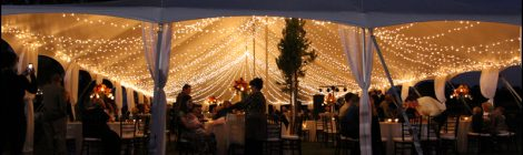 Ideas for Tent Lighting