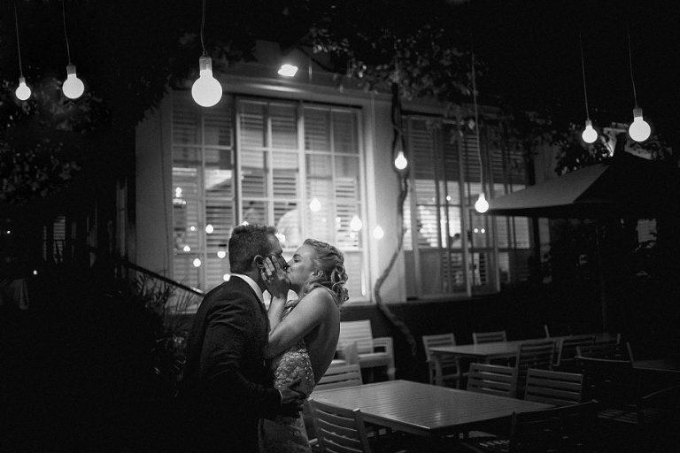 Couple with Naked bulbs
